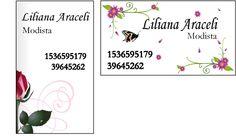 Etiqueta Perforada para ropa y Tarjeta Personal