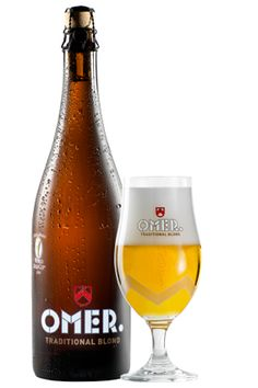 OMER Blond, very sooth, light beer. And by light I don't mean low calorie.