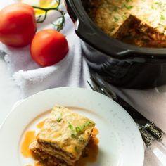Slow Cooker Zucchini Lasagna Primavera Kitchen Recipe