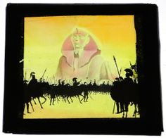Very Rare Group Of 5 Magic Lantern Slides - Sphinx In Egypt............ .......... Autor/a pineado:  Ian Harbour  ......... Álbum pineado: Magic Lantern Slides ........... https://www.pinterest.com/ianharbour1/magic-lantern-slides/