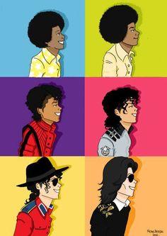 Michael Jackson. RIP