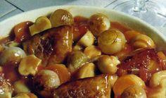 Μοσχαράκι Μπουργκινιόν Greek Beauty, Lamb, Beef, Cooking, Food, Meat, Kitchen, Essen, Meals