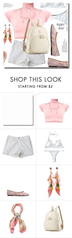 """Happy"" by soks ❤ liked on Polyvore featuring Versace and polyvoreeditorial"