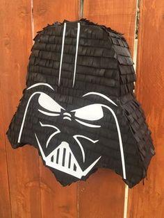 Darth Vader piñatas y palo de piñatas de sable de luz sistema