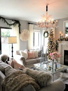 Home and Fabulous: HOME FOR THE HOLIDAYS BLOG TOUR HOME & FABULOUS STYLE