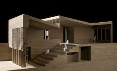 Eco Architecture: Waingels College to be made from sustainable wood - Ecofriend Architecture Model Making, Green Architecture, Concept Architecture, Architecture Design, Casas Containers, Arch Model, Design Model, House Design, Interior Design