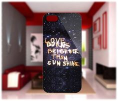 Love Quote Hipster Case For iPhone 4/4S iPhone 5 Galaxy S2/S3 | GlobalMarket - Accessories on ArtFire