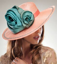 Perfect Peach Hat for Sale!