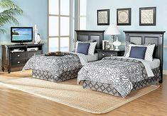 16 Best Twin Bedroom Set Design Ideas images | Twin bedroom ...