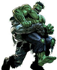 #Hulk #Fan #Art. (The Hulks) By: Lee Weeks. (THE * 3 * STÅR * ÅWARD OF: AW YEAH, IT'S MAJOR ÅWESOMENESS!!!™)[THANK Ü 4 PINNING!!!<·><]<©>ÅÅÅ+(OB4E)