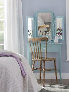 Dieser SCHMINKTISCH macht das Schlafzimmer schöner und praktischer gleichzeitig