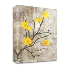 Birds Canvas Wall Art.