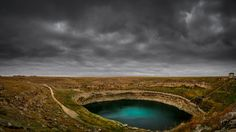 One of the more unusual sights on our recent jaunt to Turkey was a crater lake formed in the limestone of the Anatolian Plateau just behind the Obruk Han caravanserai. This 30m deep lake provided ...