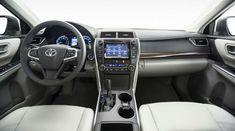 2016 Toyota Camry LE Interior