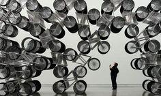 Forever Bicycles - Al Weiwei | Guardian.co.uk bike blog