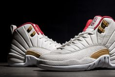 "Air Jordan 12 Retro ""Chinese New Year"" Pack - EU Kicks Sneaker Magazine"