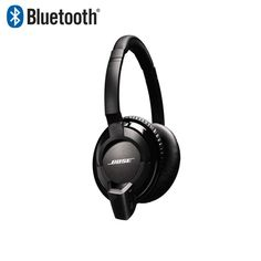 """Bose (R) AE2W Bluetooth Headphones...Immersive sound with wireless convenience. Cushioned around-ear fit for comfortable listening. Bluetooth control module controls certain iPad functions, Bluetooth connectivity and more. Simultaneously connect to two devices and easily switch between media and calls...Pad Printing Decoration on the Case: 4"""" (w) x 4"""" (h) on the carry bag"""