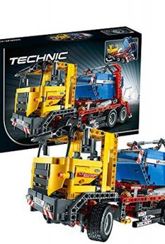Lego Technic 42024 – Container-Truck
