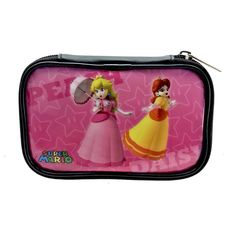 Nintendo Ds Case Super Mario bros Princess Peach & daisy for console games ect Mario Bros., Nintendo Ds, Super Mario Bros, Console, Computers, Lunch Box, Consoles, Bento Box