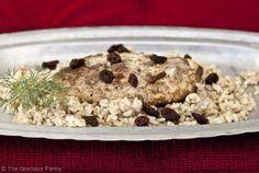 Dinner Protein- Clean Eating Slow Cooker Biriyani Chicken