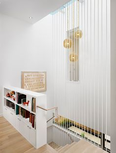 1000 images about archi escaliers on pinterest curved staircase stairs an - Bibliotheque garde corps ...