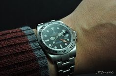 Fantastic Rolex Explorer II  #watch