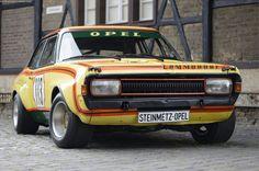 Opel Commodore (A) Race Car