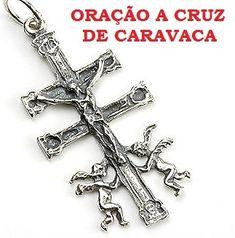 Umaforte proteção para que ninguém possa lhe fazer mal.  Adquira a cruz em metal (tem de ter os anjos de cada...