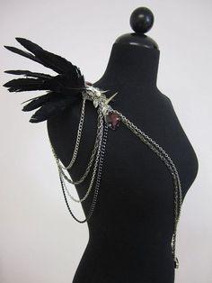 Mode Steampunk, Bijoux Design, Body Adornment, Character Outfits, Mode Inspiration, Larp, Costume Design, Body Jewelry, Jewelery