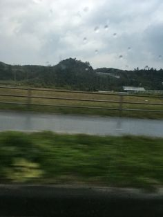 Lots of greenery and hills