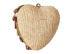 Women's Betsey Johnson Hearts Quilted Bag