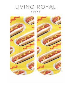 Hot Dog these socks are amazing!