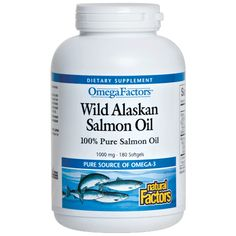 Save 20% On Natural Factors Salmon Oil - 1000 mg 180 softgels. Coupon Code: NFSO20 Expires: December 29th, 2015  #discount #gym #supplement #health #beauty #coupon #special #offer