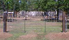 Feedlot Panel, Cattle, 16 ft. L x 50 in. H - only $20 ...