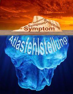 Die Symptome einer Atlasfehlstellung