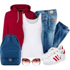 Casual day wear