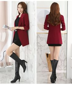 I found some amazing stuff, open it to learn more! Don't wait:https://m.dhgate.com/product/2017-slim-winter-long-blazer-women-plus-size/402464935.html