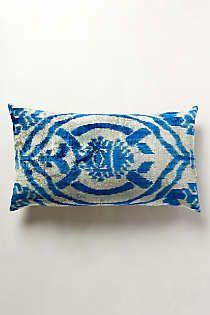 Anthropologie - Handwoven Tokat Pillow