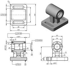 Mechanical Engineering Design, Mechanical Art, Mechanical Design, Sketch Design, 3d Design, Autocad, Mathematics Geometry, Isometric Drawing, Autodesk Inventor