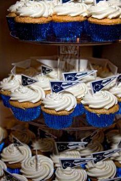 Groom Penn State Cupcakes www.jekyllclub.com