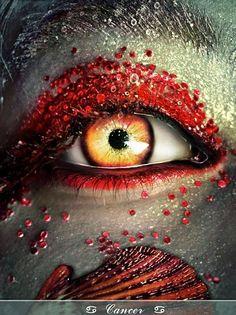 Zodiac Eyes - cancer *my sign*