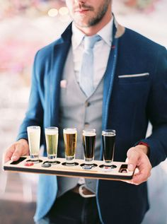 Creative Ways to Serve Beer at Your Wedding | Brides.com