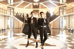 동방신기, 정규 7집 앨범 'TENSE' 음원 사이트 공개 http://kpopenews.com/2438   고화질 보도 사진과 객관적인 기사를 전달하는 K-POP 전문 미디어  #Something, #TENSE, #TVXQ, #동방신기