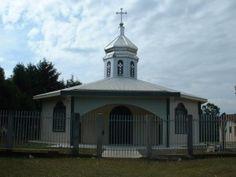 Igreja ucraniana de Guairacá, município de Guarapuava