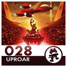 #listen on #bandcamp the fresh Monstercat 028 - Uproar - Various Artists - #dance #drum&bass #drumstep #dubstep #electro #electronic #Vancouver