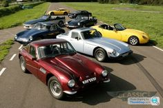 TVR's