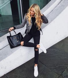 Streetstyle via amazing @fashion4perfection  @janinewiggert Check link in bio.