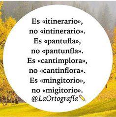 REGLAS ORTOGRAFÍCAS