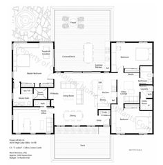 Floor Plan With Laundry Near Master Container Modular