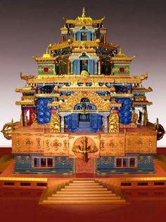 Zangdok Palri Mandala.